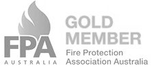 FPA Gold Member Logo - Fire Protection Solutions - Permax