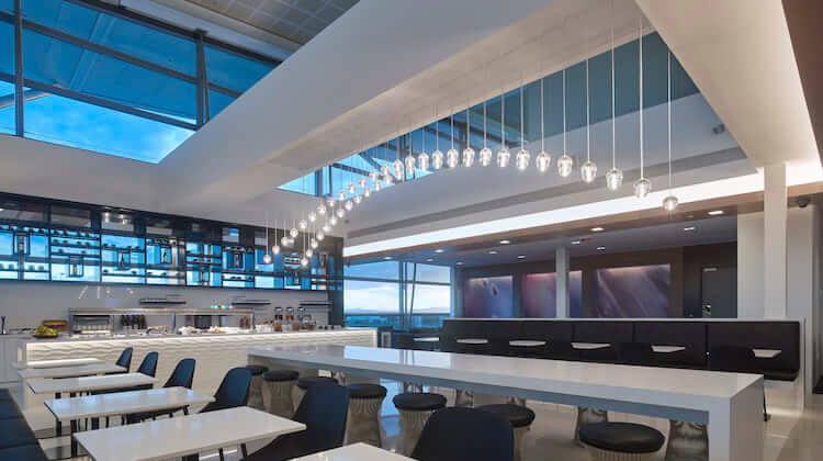 Brisbane International Airport - Air New Zealand lounge - Fire Protection Of Steel - Permax