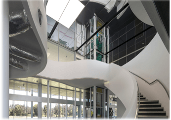 Gold Coast Grand Staircase - Fire Solutions For The Built Environment - Permax