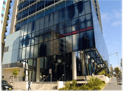 Parramatta Police Station - Fire Solutions For The Built Environment - Permax