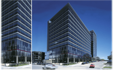 Parramatta Police Station View From Outside - Fire Solutions For The Built Environment - Permax