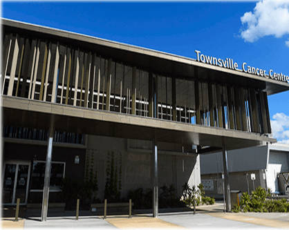 Townsville Cancer Centre - Fire Protection Of Steel - Permax